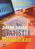 toko buku rahma: buku DASAR-DASAR STATISTIK PENDIDIKAN , pengarang rahayu kariadinata, penerbit pustaka setia
