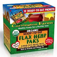carrington farms hemp packs