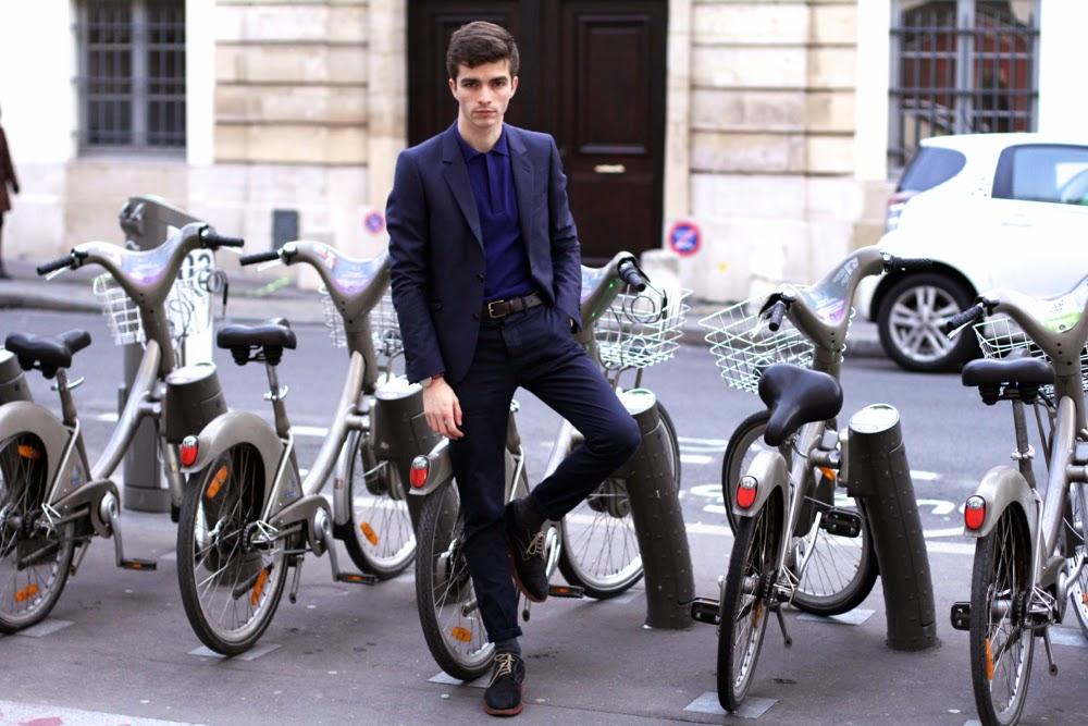 Charlie-Watch-montre-Blazer-The-Kooples-Fairmont-chaussures-Uniqlo-ceinture-Emile-Lafaurie-Pull-sweater-Blog-Mode-Homme-Style-Preppy-Paris-Mensfashion2