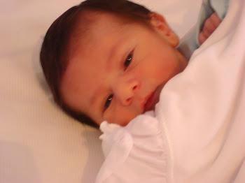 Miguel - Recém-nascido 29/01/2011