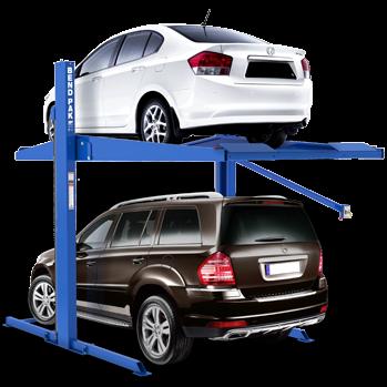 Elevador de Auto Estacionamiento PL-7000XR