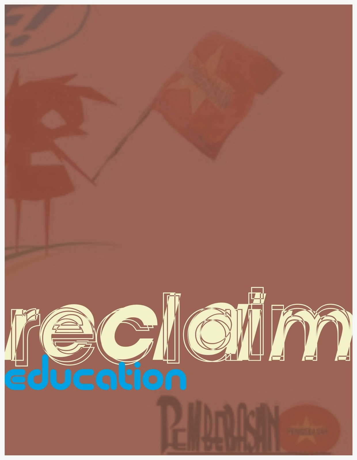 Reclaim Education!