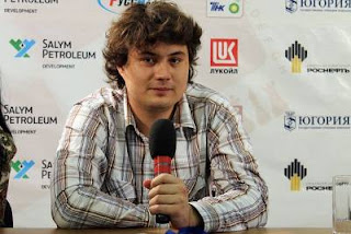 Le grand maître ukrainien Anton Korobov (2629) remporte le titre de champion d'Ukraine avec 8 points sur 11