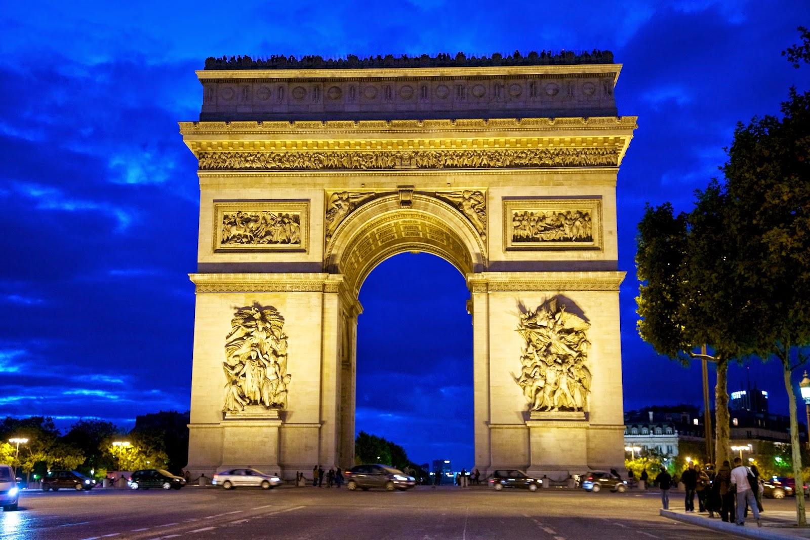 Quando viajar para Paris
