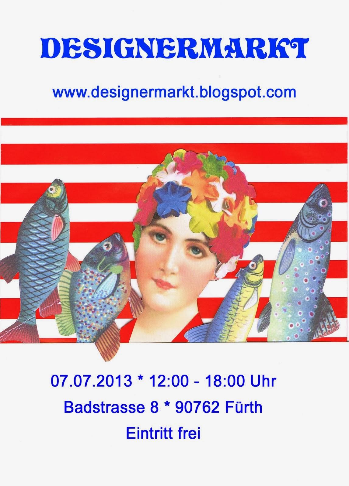 Designermarkt 07.07.2013