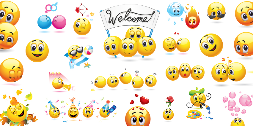 Facebook chat emoticons catching