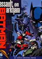 Batman Assault on Arkham (2014) [Latino]