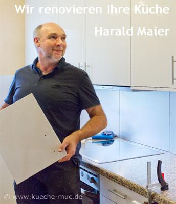 Küchenmodernisierung, Küchenrenovierung, Küchenumbau - wir renovieren Ihre Küche