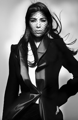 Kim Kardashian looks hottie for the cover shoot of the V Magazine Spain for their Fall 2012 issue