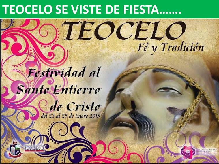 FIESTA DE TEOCELO