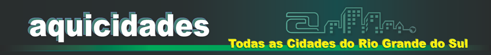 Aquicidades - Todas as cidades do Rio Grande do Sul