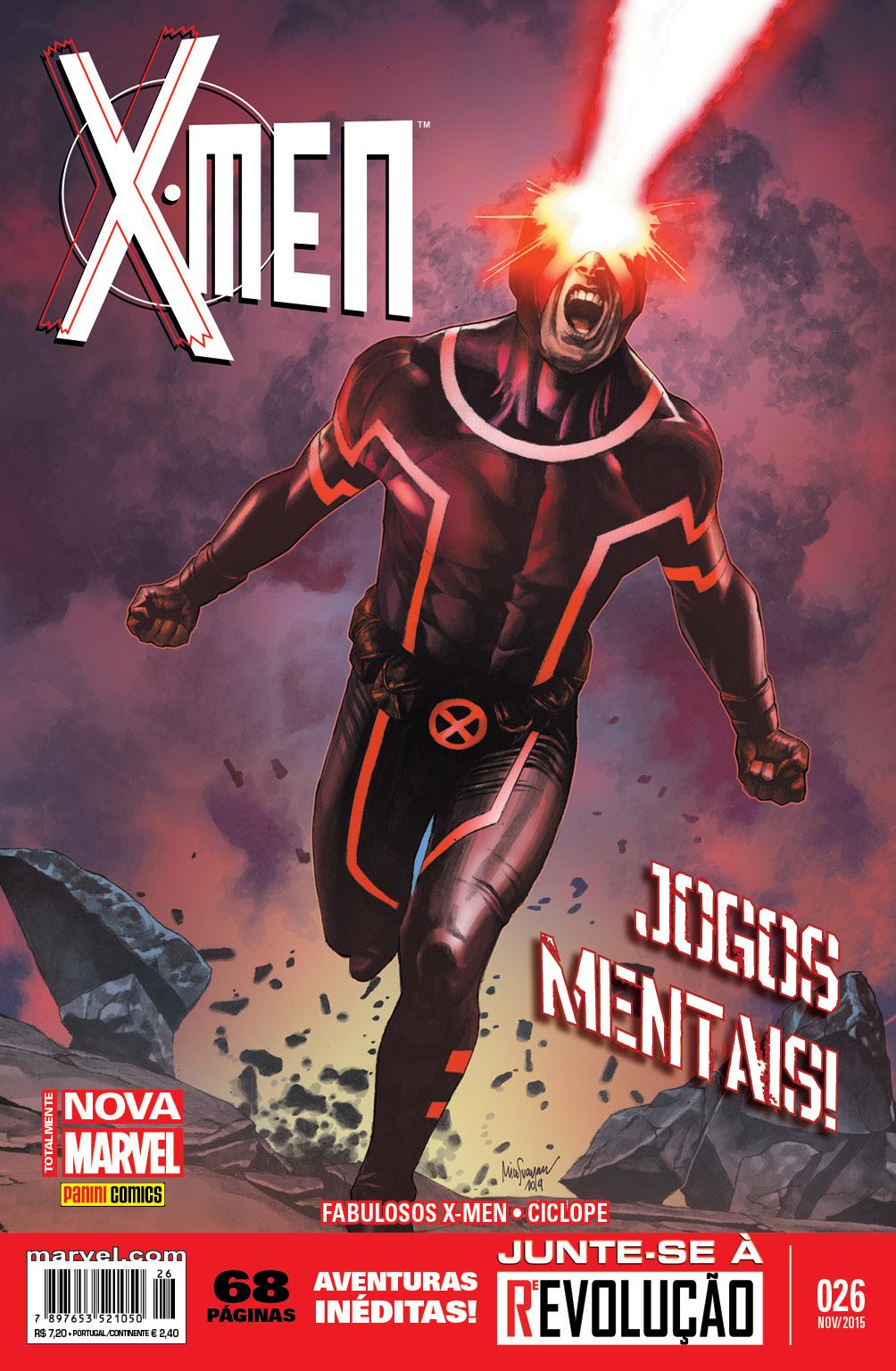 Checklist Marvel/Panini (Julho/2019 - pág.08) - Página 3 X-MEN%2B26