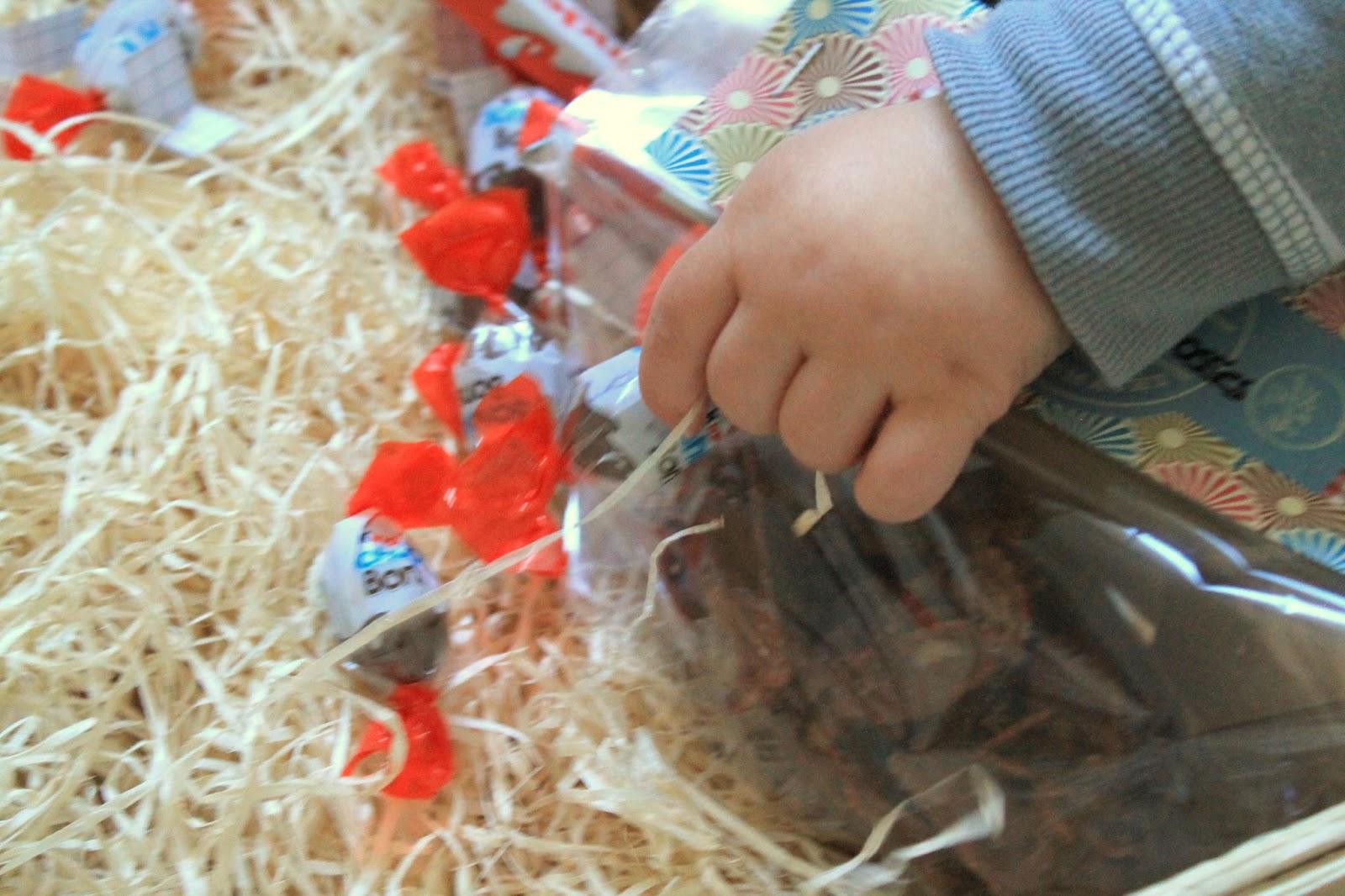 Auslosung Giveaway kinder Schokolade Muffins