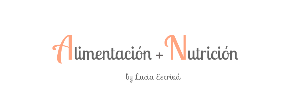 Alimentación + Nutrición