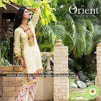 Orient Textile 3 Piece Chiffon Collection '15 VOL 3