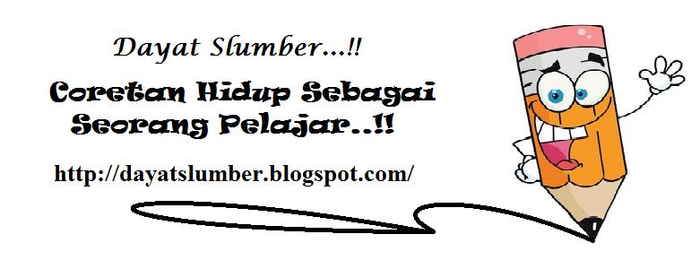 Dayat Slumber..!!
