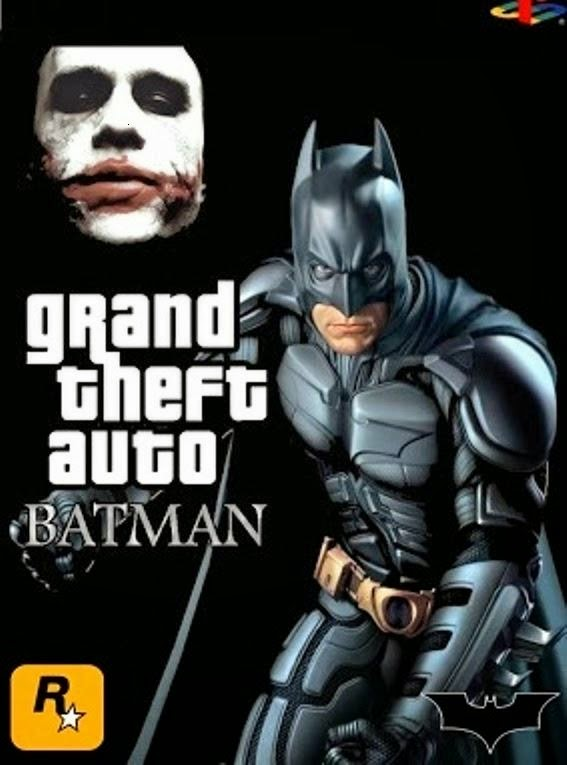 GTA Batman