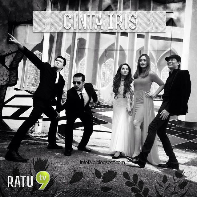 Cinta Iris tv9