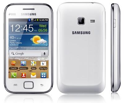 Mobile Raptor: Samsung Galaxy Ace Duos S6802