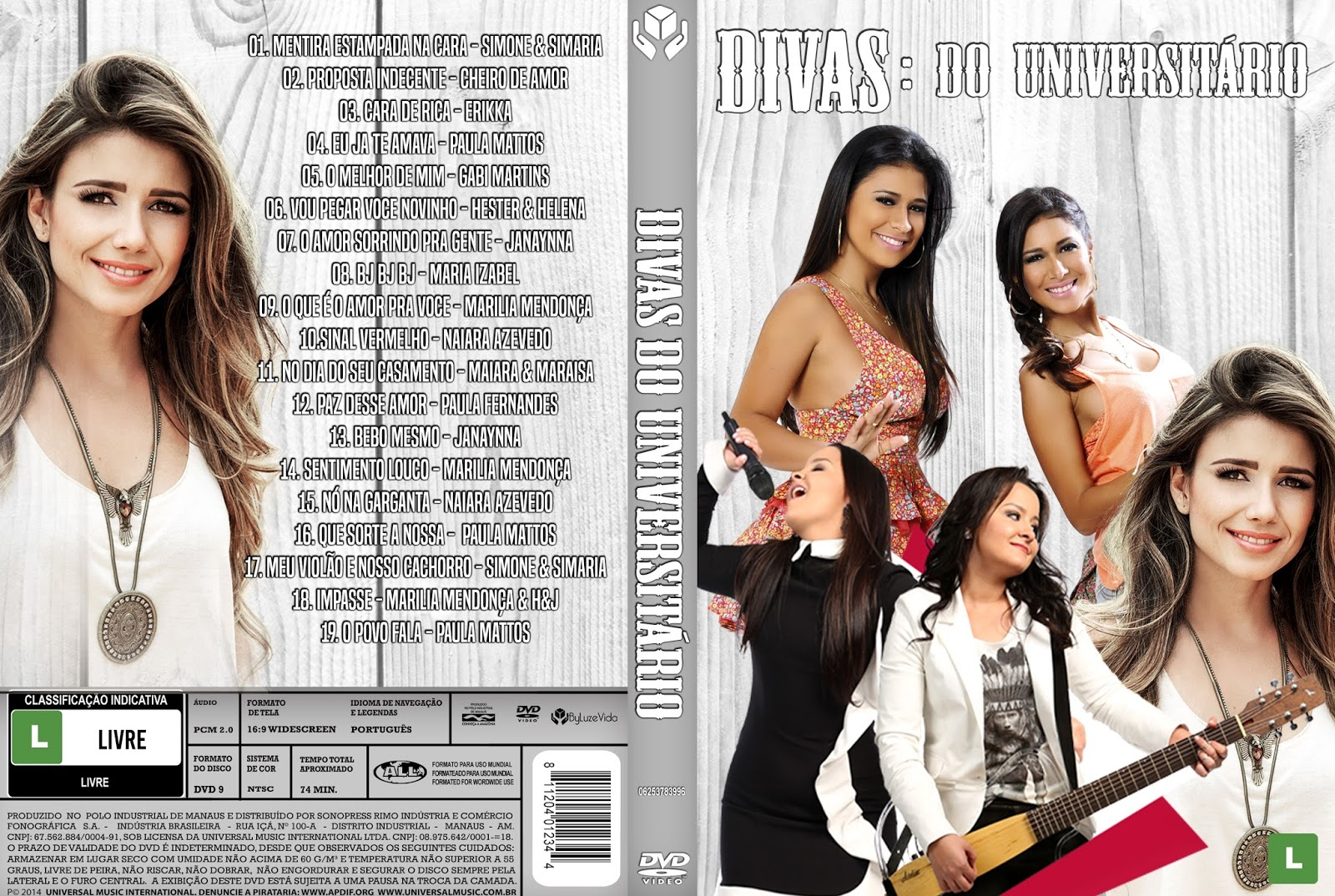 Divas Do Universitário DVD-R Divas 2BDo 2BUniversit 25C3 25A1rio 2BDVD R 2BXANDAODOWNLOAD