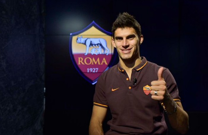 AS Roma officially get Diego Perotti