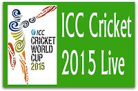 LIVE ICC WC 2015