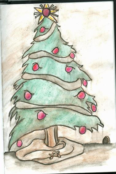 Elizabethu0026#39;s Art Things Watercolor Pencil Sketches
