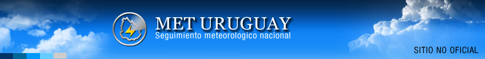 MET URUGUAY  | Meteorologia para Uruguay : Informe del tiempo
