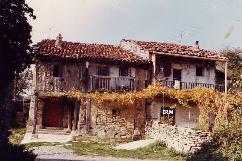 Memorias De Burgos Arquitectura Tradicional O Popular O
