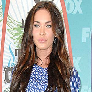 Megan Fox for Charity