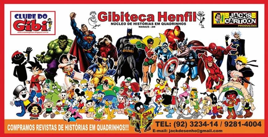 GIBITECA HENFIL - AM