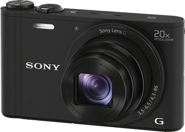 Sony Cyber-shot DSC-WX350 Camera User's Manual