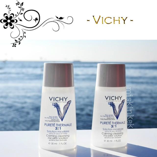 Vichy Makyaj Cikarici Misel Solusyon - Purete Thermale Solution Micellaire