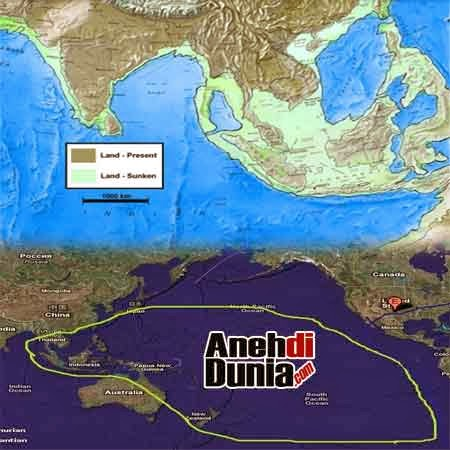 misteri legenda atlantis