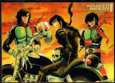 Kamen Rider Spirits Art