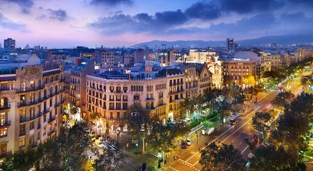 Alquiler de coche barato en Barcelona