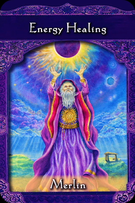 Merlin, ORacle Healing Readings, Divyatattva.in CArd Predictions and Divination