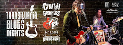 The Cinelli brothers la Brasov la Transilvania Blues Nights !