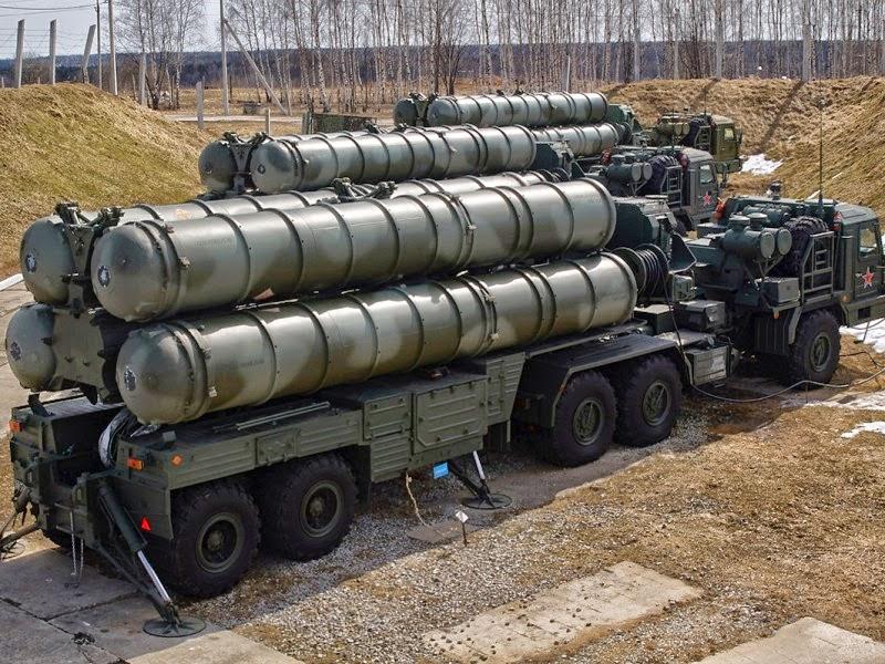 rudal anti pesawat udara s400