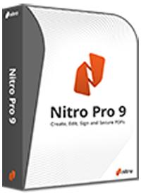 Nitro PDF Professional 9.5.0.20 ( x86/x64 )