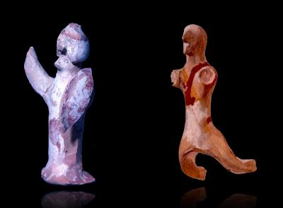 Athenian 'Snake Goddess' gets new identity