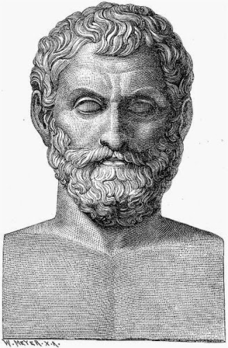 anaximander anaximenes essay 1 anaximenes postulates air as the archê this may seem to be a throwback to thales, a step backward after anaximander but i will argue that is is not2 anaximenes is offering a new world view:1 anaximander thought of the basic stuffs and qua.