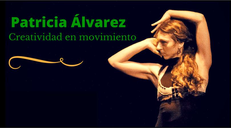 Patricia Álvarez danza