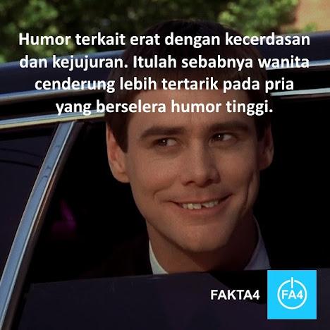 Pria dengan Selera Humor