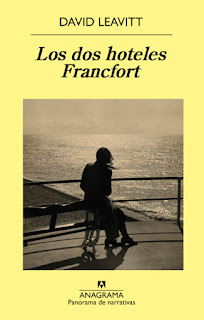 Los dos hoteles Francfort David Leavitt