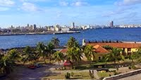 OVERLOOKING MALECON HAVANA