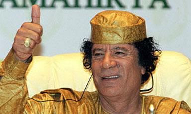Apoio de PM da Guiné-Bissau a Kadhafi expressa sentimento da população - LDH