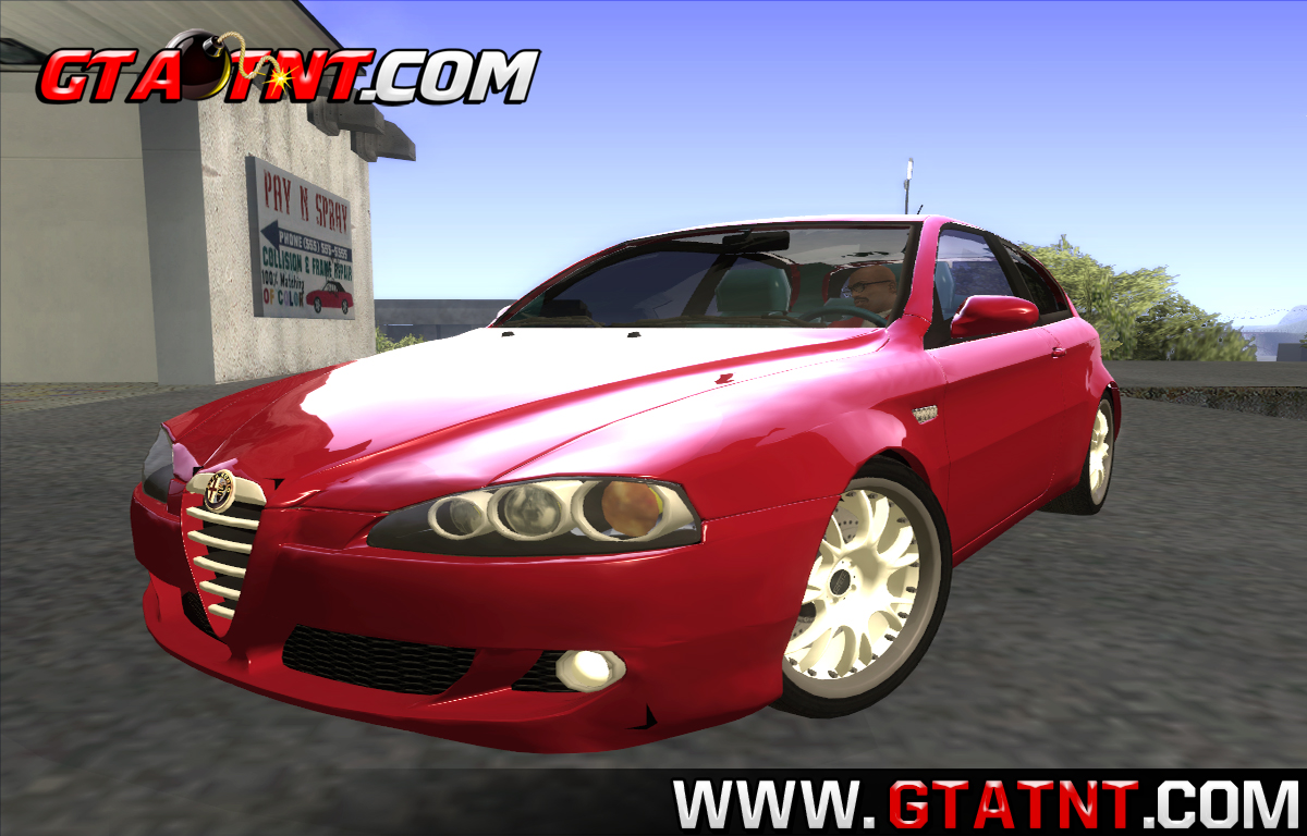 wallpaper alfa romeo 147 gta free hd wallpapers. Black Bedroom Furniture Sets. Home Design Ideas