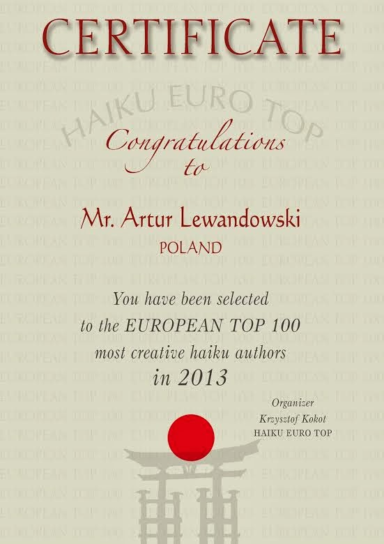 The European Top 100 2013