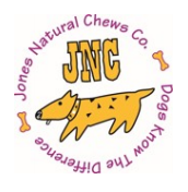 Jones Natural Chews logo